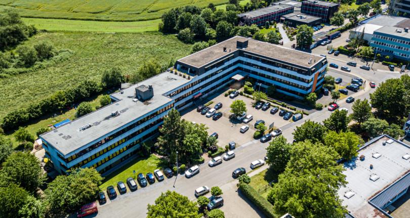 RUHR REAL vermittelt 340 m² Bürofläche an MultiPrint in Mülheim