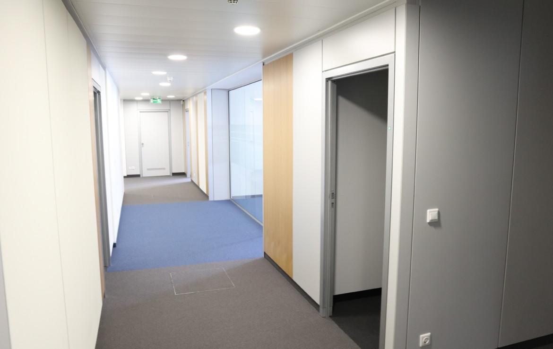Moderne Räume