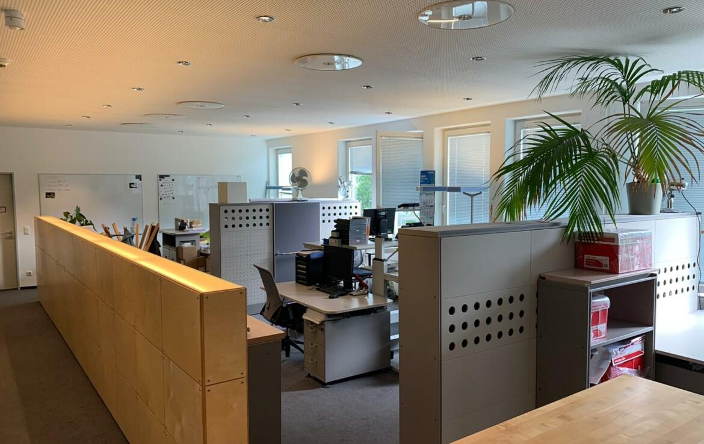 Ansicht Büroraum