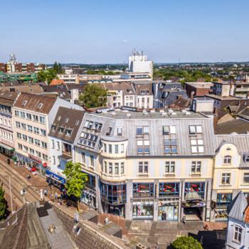 """Berliner Häuser kauft für ein Family Office """"Prisma Center"""" in Essen und übernimmt Asset und Property Management"""