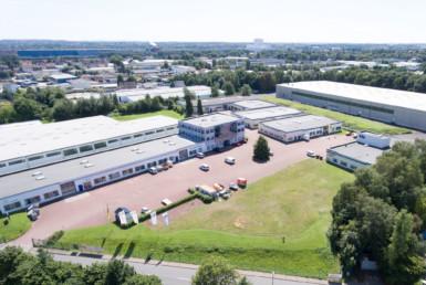 RUHR REAL vermittelt 1.400 m² an Husqvarna in Bochum