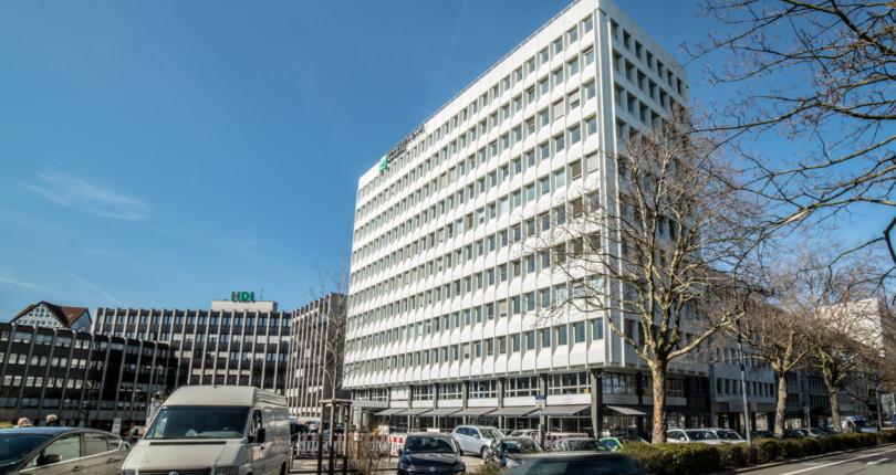 Essen: RUHR REAL vermittelt Büroflächen an TEAM GESUNDHEIT