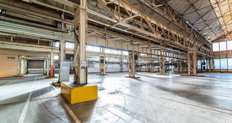 GMT Maschinentechnik mietet 3.300 m² Lagerfläche im Innovatis Gewerbepark