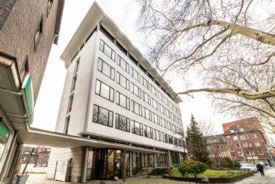 umdasch mietet 1.200 m² Bürofläche über RUHR REAL in Duisburg
