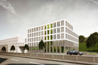 DTS Systeme GmbH zieht ins Green Office Bochum | RUHR REAL GmbH