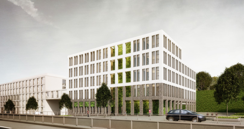 DTS Systeme GmbH zieht ins Green Office Bochum