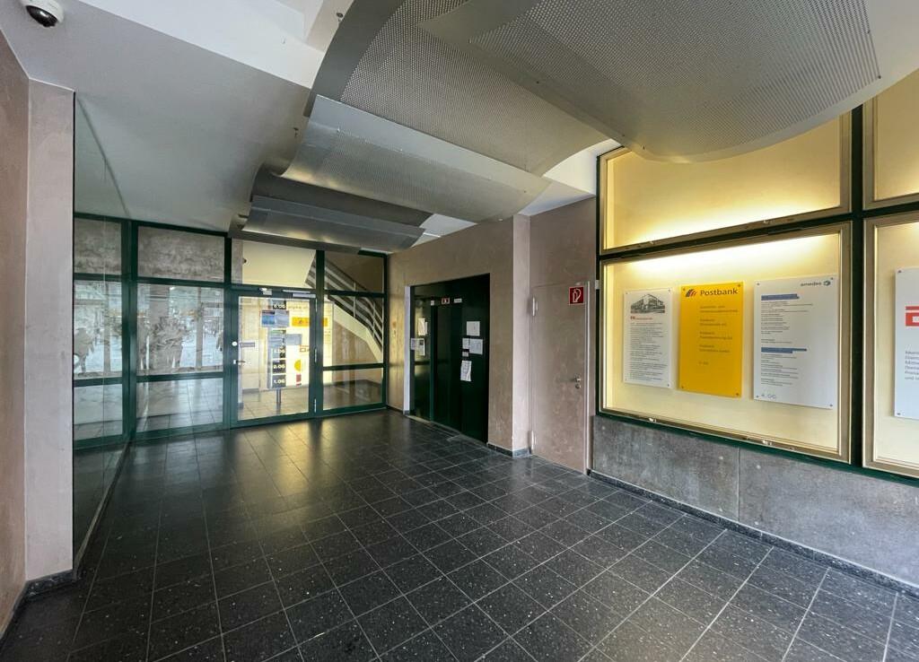 Ansicht Eingangsbereich