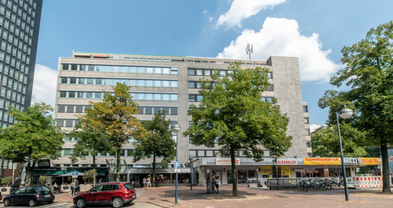 Dortmund: SBH WEST mietet auf der Kampstraße und am Freistuhl