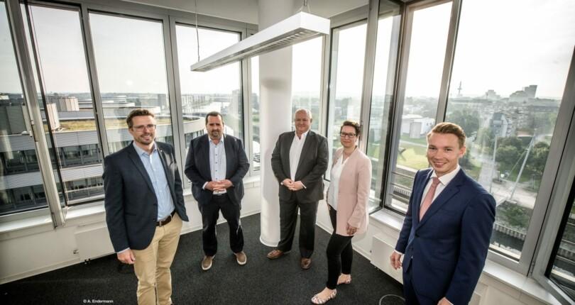 Standortwechsel nach Duisburg: RUHR REAL vermittelt 2.500 m² Fläche an die Tenova LOI Thermprocess